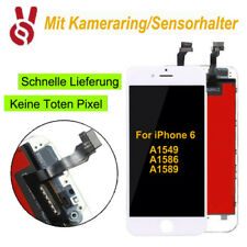 LCD Display Für Apple iPhone 6 4.7 RETINA Frontglas Touchscreen Bildschirm Weiß