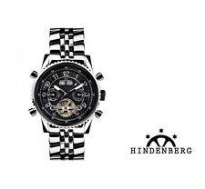 Quartz (Automatic) Stainless Steel Strap Luxury Wristwatches