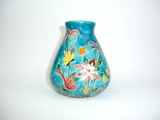 Seltene Ceramic Vase about 1960 Signed Alain Maunier Vallauris France