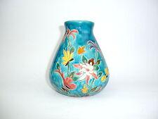Seltene Keramikvase um 1960 signiert Alain MAUNIER Vallauris  Frankreich
