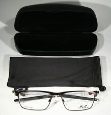 Unworn OAKLEY OX5124-0255 Men's Large Truss Rod Titanium Glasses Frames + Case