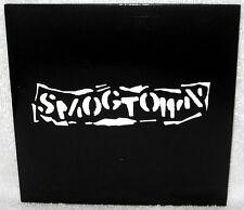 "SMOGTOWN S/T 7"" EP Beach PUNK ROCK Gross Polluter THE STITCHES Smut Peddlers UXA"