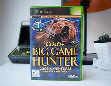 CABELA'S BIG GAME HUNTER 2005 ADVENTURES | XBOX | AUS STORE | FREE POST