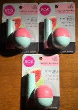 eos Flavor Lab Lip Balm Stick/Sphere Watermelon Lime Frose Pack of 1 (.39 oz)