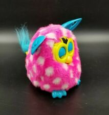 VTG 2012  Pink w/White Polka Dot  Interactive Tested & Works FURBY BOOM 19