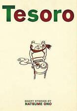 NEW Tesoro (Tesoro: Ono Natsume Shoki Tanpenshuu 1998-2008) by Natsume Ono