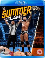 WWE - SummerSlam 2013 (Blu-ray, 2013) New  Region B