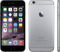 NEW SPACE GRAY VERIZON GSM UNLOCKED 64GB APPLE IPHONE 6 PLUS PHONE JH31
