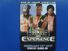 ROH - The Experience 2017 (1 DVD)