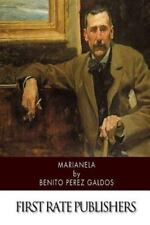 Marianela by Benito Perez Galdos (2015, Paperback)