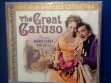 MARIO. LANZA. /. ANN. BLYTH.        THE.  GREAT. CARUSO.    COMPACT DISC