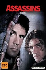 Assassins (DVD, 1998) - Sylvester Stallone, Antonio Banderas - Region 4