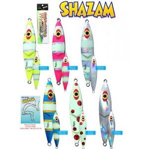 Slow Jigrute Fischen Shazam 120 Gr Farben Viele Olympus Künstlich Vertical