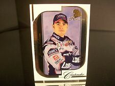 Rare Jimmie Johnson #48 Lowes Press Pass Premium 2002 Card #13 CONTENDER
