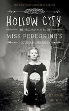 Hollow City: The Second Novel of Miss Peregrine's Children (Mi ,.9781594747359