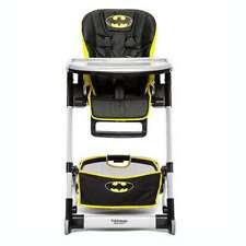 Kids Embrace Dc Comics Batman Deluxe Baby High Chair Toddler Booster (Open Box)