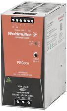 Weidmüller PRO ECO 240W 24V 10 A , Netzgerät  1ph. 85-264 V AC NEU & OVP