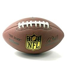 Wilson Nfl The Duke Replica Football Official Composite Leather Wtf1825
