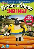 Shaun The Sheep - Shear Heat [DVD][Region 2]