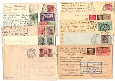 Italy Selection 1905-32 Postcards(47) Covers (3) - condition mixed