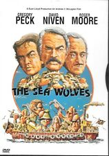 The Sea Wolves (DVD) 1980 Gregory Peck Roger Moore David Niven Trevor Howard