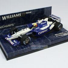 MINICHAMPS WILLIAMS F1 TEAM BMW FW24 RALF SCHUMACHER 400020005
