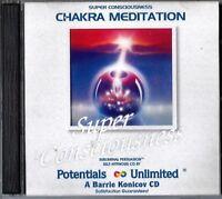 Chakra Meditation: Super Consciousness Audio Self-Hypnosis CD by Barrie Konicov