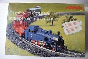Marklin HO Train Set 29177