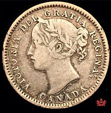 1900 Canada 10 Cents - VF - Lot#1543P