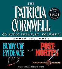 Patricia Cornwell CD Audio Treasury Volume Two Low Price: Includes Body of Evide