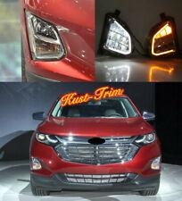 For Chevrolet Equinox 2018-2020 LED DRL Daytime Running Light Turn Signal Kit