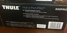 New listing Thule Hull-A-Port Pro Folding Rooftop Kayak Carrier - 835PRO - Used