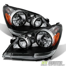 For 2005 2006 2007 Honda Odyssey Replacement Headlights Headlamps Left+Right