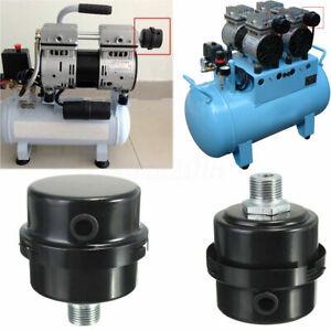 Filter Luftfilter Schalldämpfer Auspuff Intake 3/8BSP 16mm für Luftkompressor DE