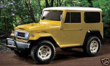 58445 Tamiya 1/10 R/C  LAND CRUISER  40    4WD  w/ ESC & Lights  CC-01 Truck Kit