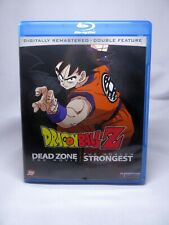 DBZ Dragon Ball Z: Movie Deadzone / The World's Strongest Blu-ray Double Feature