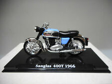 SANGLAS 400T 1966 BIKE MOTO CLASSIC BIKE ATLAS IXO 1/24