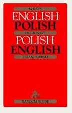 Mckay's Polish-English/English-Polish 1988 by Stanislawski, Jan 0812916913