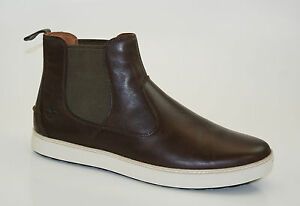Timberland Hudston Chelsea Boots Ankle Boots Men Shoes 9653A