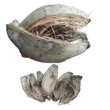 Coconut Husk fiber coir natural for on moisture to orchids and plants Growing