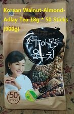 Korean Walnut - Almond - Job's Tears Tea 18g*50 Sticks(900g) AdlayTea Yulmu Cha