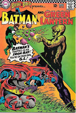 The Brave and the Bold Comic Book #69, DC Batman and Green Lantern 1967 FINE+