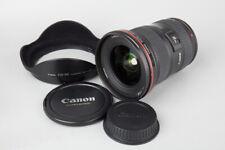 Canon EF 16-35mm f/2.8 L II USM Lens, Suit 7D MK2 6D 5D Mark II MK III IV 5DS