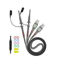 2Pcs Sonde pour Oscilloscope P6100 DC-100MHz Sonde Accessoires d'oscilloscope