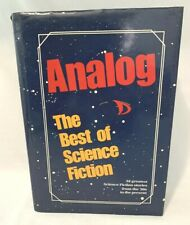 The Analog Anthology THE BEST OF SCIENCE FICTION Galahad 1994 ASIMOV CLARKE POHL