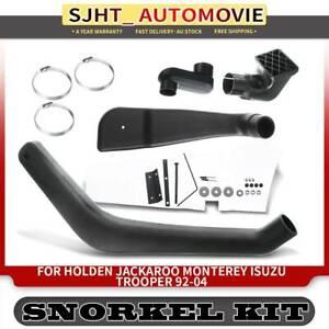 Snorkel Kit for Holden Jackaroo Monterey 1998-2004 Isuzu Trooper 1992-04 3.0 3.2