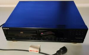 SONY CDP-M48 COMPACT DISC PLAYER HIFI SEPARATES | Tested & Working