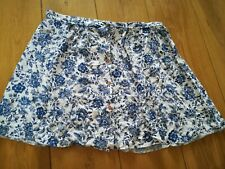 Atmosphere FLORAL skirt Size 12 # Beach Wear