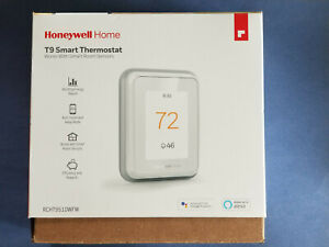 NEW Honeywell RCHT9510WFW2001 T9 7 Day Programmable Smart Temperature Thermostat