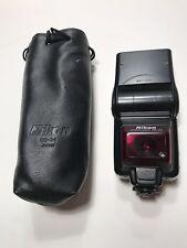 Nikon SB-24 Speedlight Flash {Bounce, Swivel, Zoom}